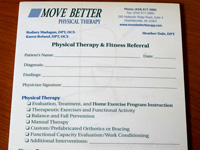 Move Better Physical Therapy, Charlottesville, Virginia