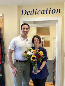 The Best Physical Therapist in Charlottesville - Heather Walton