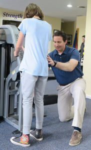 Physical Therapy for teen growth spurt