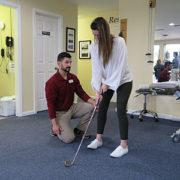 Titleist Performance Institute Golf Training