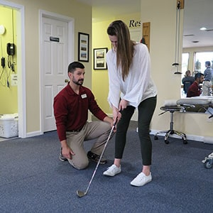 Physical Therapy for Golf