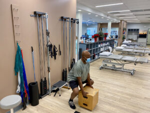 Work Injury Rehabilitation at Move Better Physical Therapy