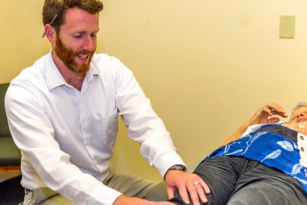 Knee pain Physical Therapy in Charlottesville