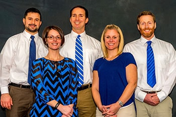 Move Better Physical Therapy Staff