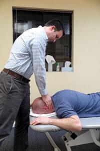 Chronic Neck Pain manipulation