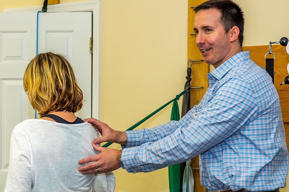 Highest Quality Physical Therapy in Charlottesville