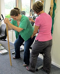 Balance Training & Fall Prevention in Charlottesville Va