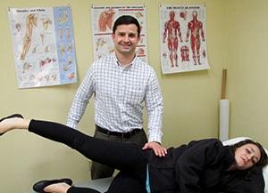 orthopedics and sports injury therapy